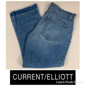 "Current/Elliott ""The Kick Jean"""